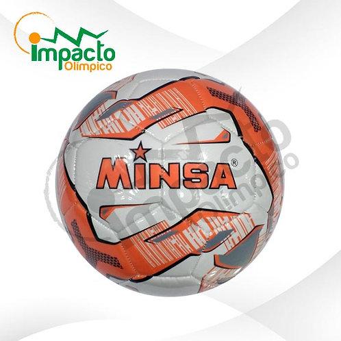Balón Fútbol Minsa