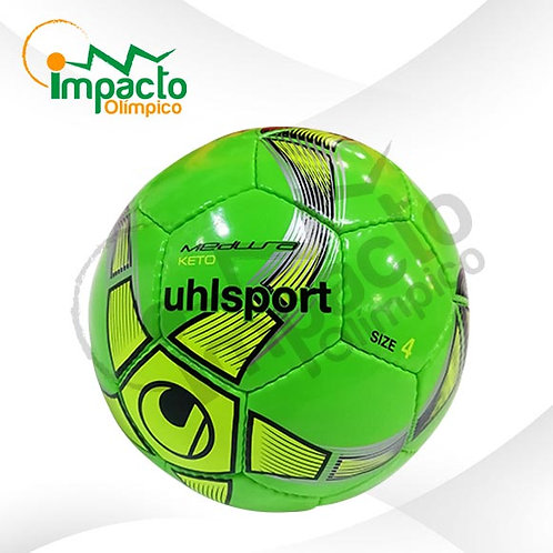 Balón Futsal Uhlsport Medusa Keto Nº4 Verde