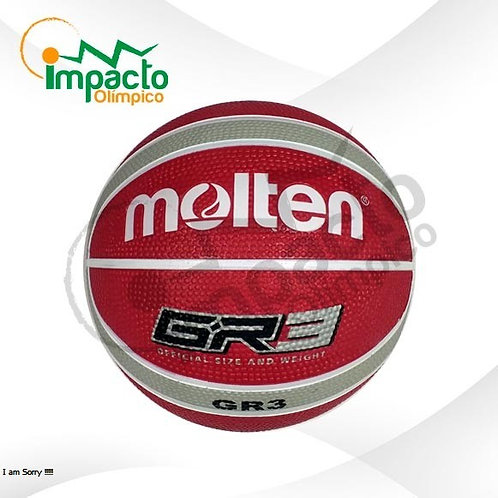 Balón Basquet Molten GR3 Diseño