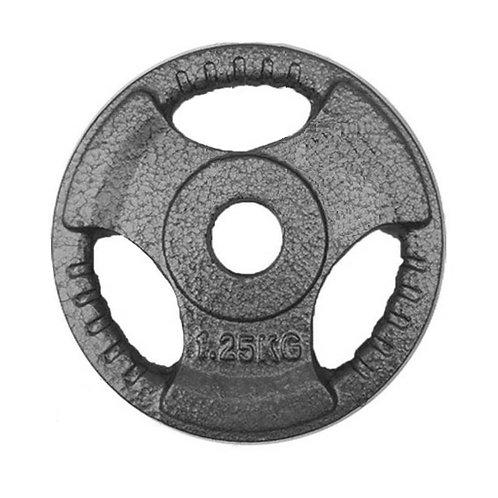 Disco Preolímpico Con Asa Para Pesas (Varios Pesos)