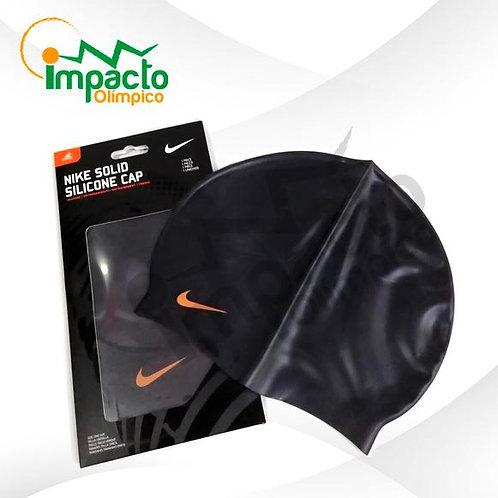 Gorro Nike Silicona Negro