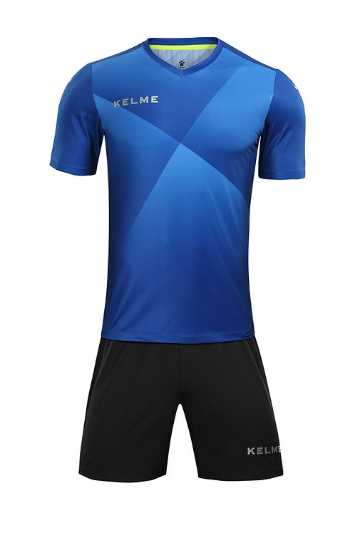 Indumentaria Equipo Jugador Kelme Azul /Negro