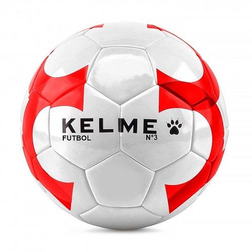 Balón Fútbol Trueno N°3 Kelme