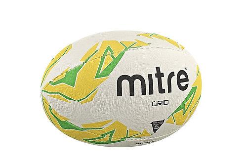 Balón Rugby Grid Mitre N°5