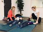 kids yoga relaxation breathing