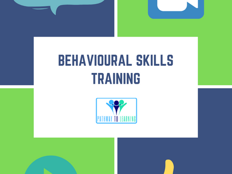 TELL, SHOW, DO, REVIEW                                        Behavioural Skills Training in action