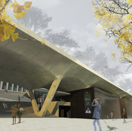 National Theater of Korea extention competition