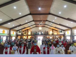 Feast Day of San Lorenzo Ruiz Parish