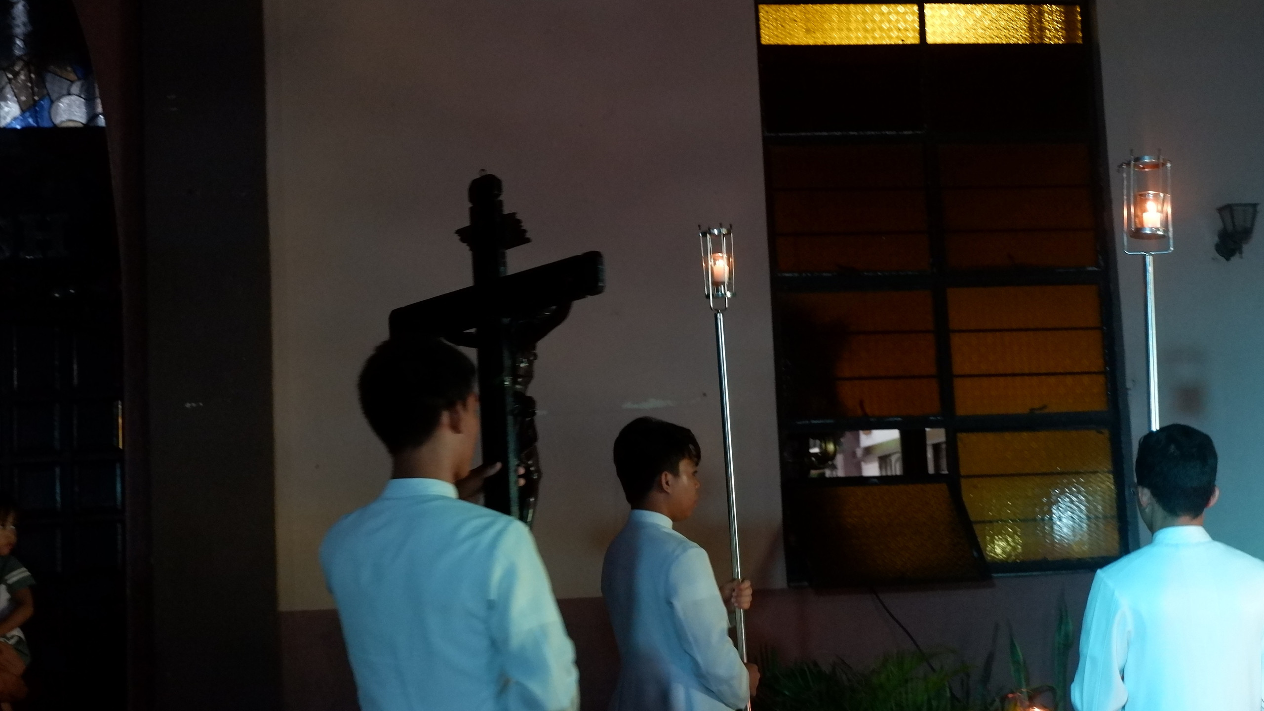 Postulants - prayer