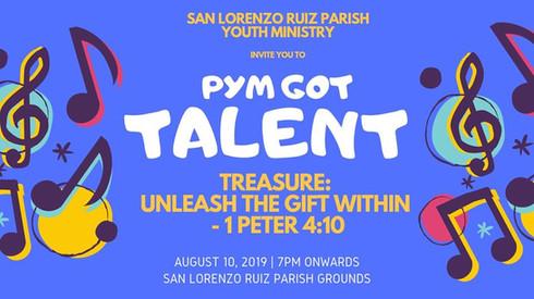 """""""PYM Got Talent & Live Pure Forum"""""""