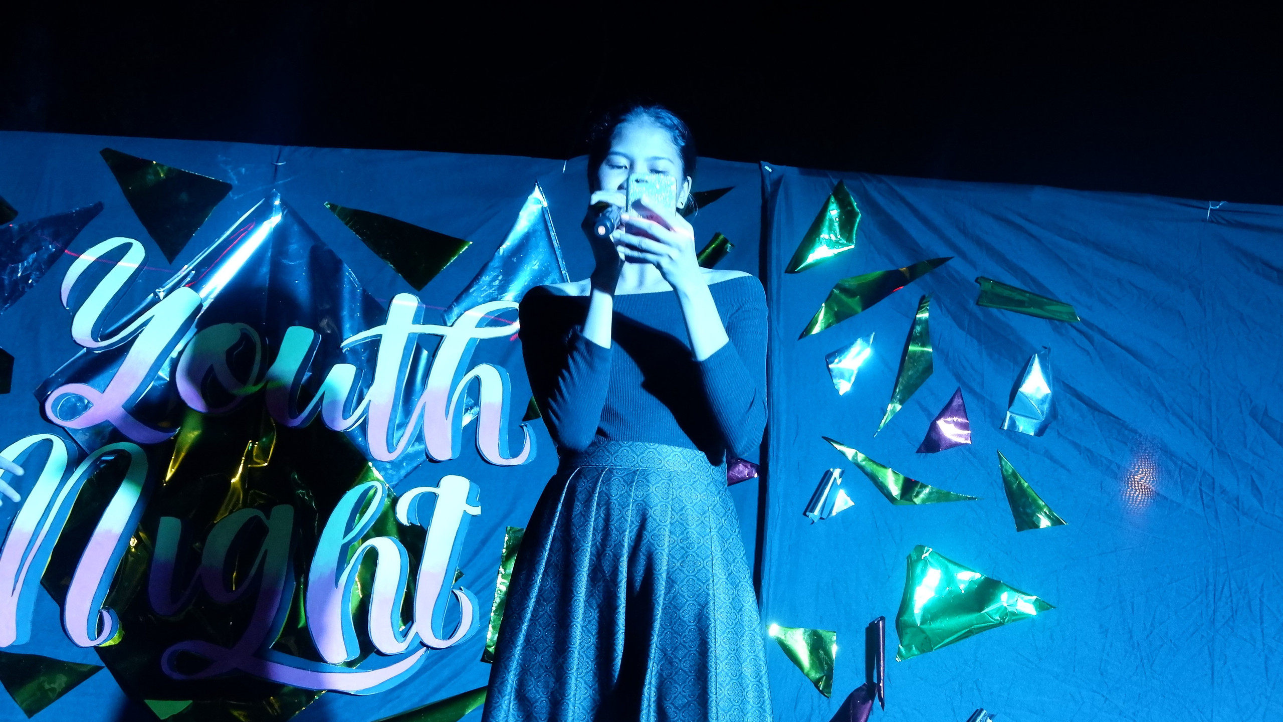 Mary Rose singing