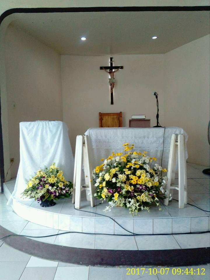 OLHR Altar