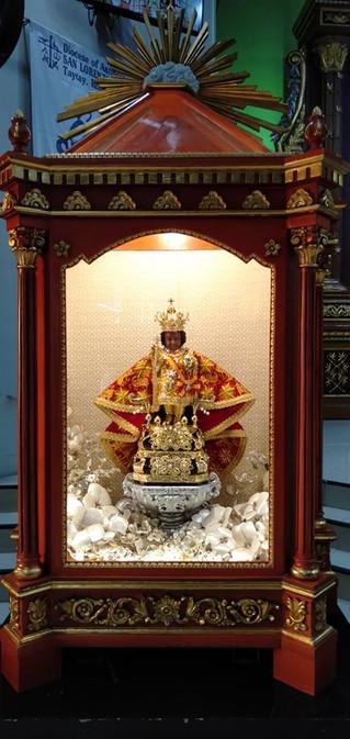 Visitation of the Baby Jesus (Sto. Nino)