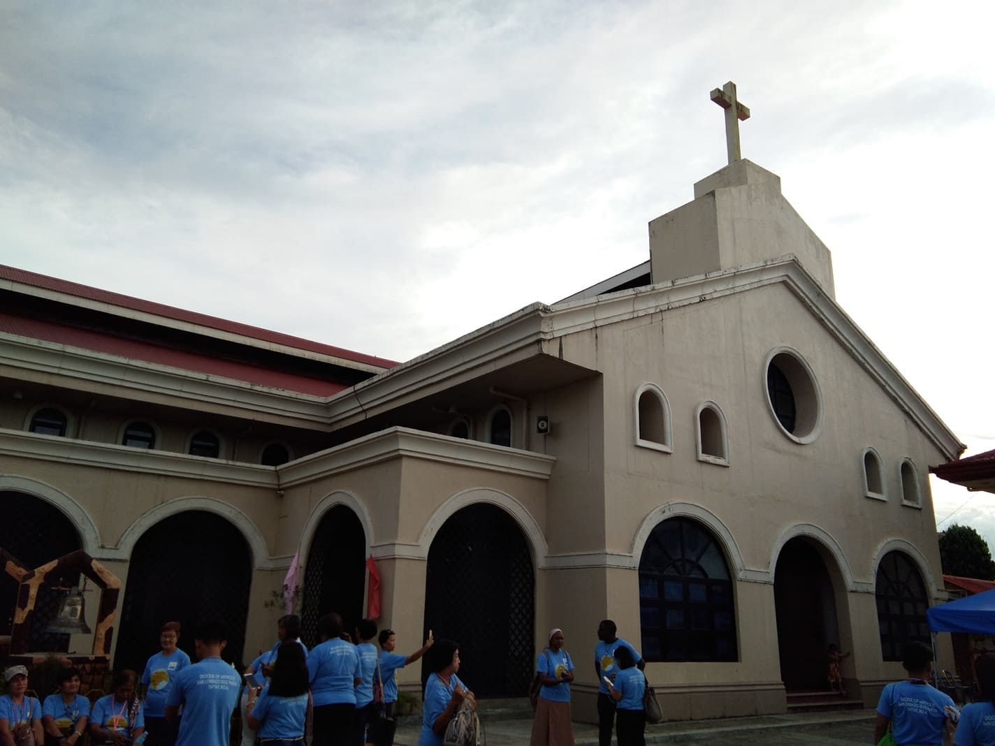 St. Lawrence in Balanggiga