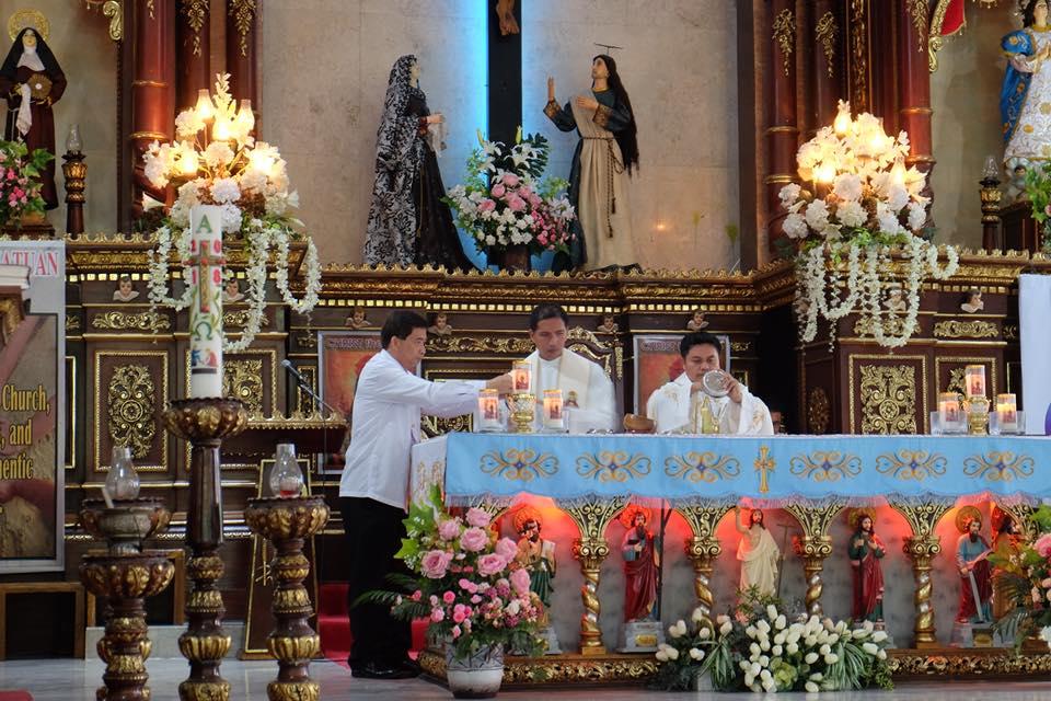 Holy Mass at St. Francis