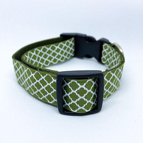 Halsband hond - Jade
