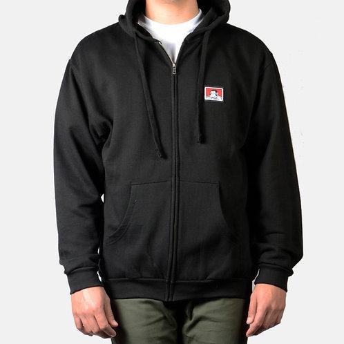 Ben Davis Hooded Sweatshirt Zip Up