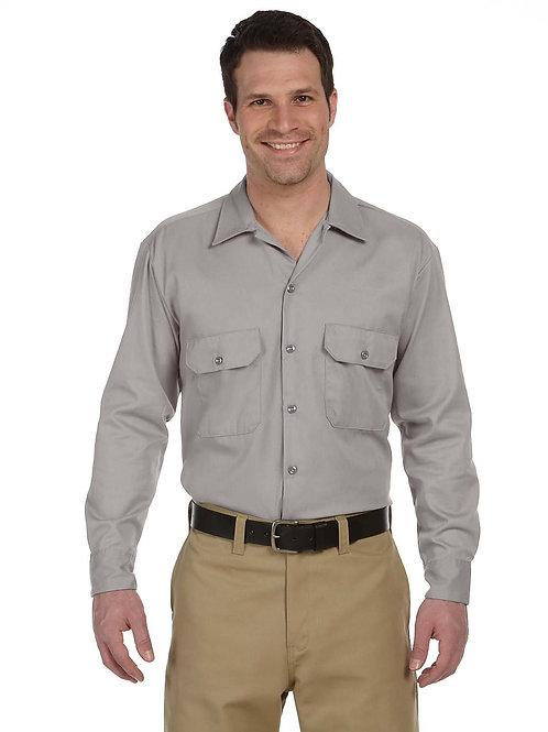 Dickies Industrial Work Shirt  Long Sleeve
