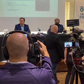 Conferencia del Ministro de Turismo en nuestra sede.