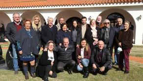 Nueva directiva de la Liga de Fomento y Turismo de Punta del Este 2021-2023
