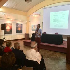 Charla sobre prevención del Cancer dada por el Dr. Eduardo Nicora