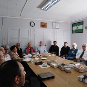 Comenzaron las reuniones de la Comisión Coordinadora en la Liga.
