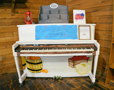 Fort Museum Piano