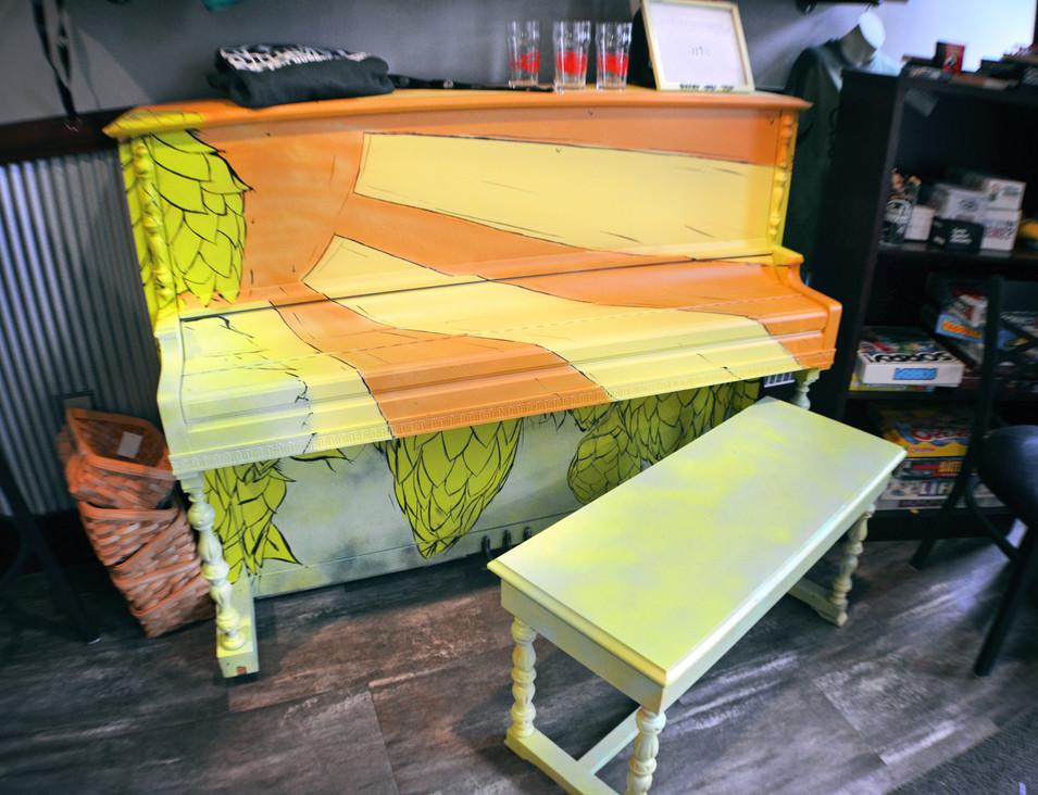ShinyTop Brewing Piano