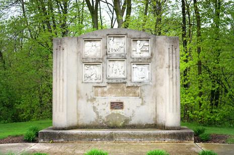 Olaf Martin Oleson Memorial, Donor of Oleson Park