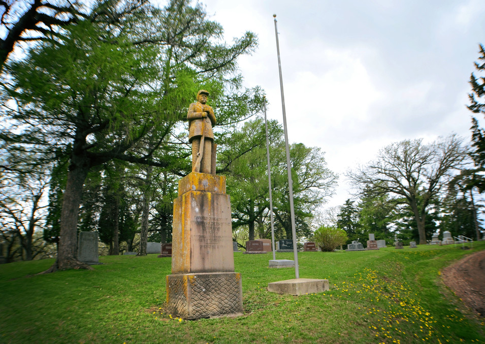 Civil War Soldier Monument