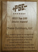 Archery | Chase Outdoors LLC | Rothschild, WI | Bowtech PSE Elite