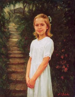 Molly Ralph (oil), by Igor Babailov