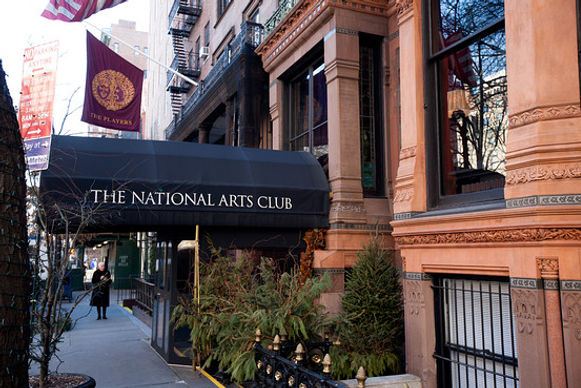 National Arts Club OB-UR373_NYARTS_G_201