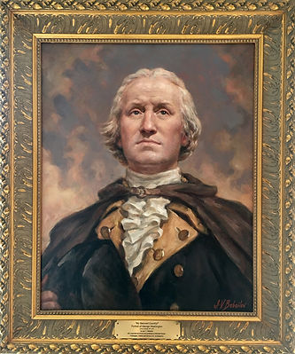 New Portrait of George Washington, by Igor Babailov at Mount Vernon Museum