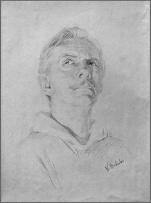 Garry Putman, drawing by Igor Babailov