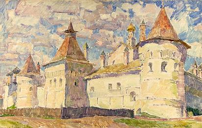 Zabelin, Rostov Kremlin (Oil).jpg