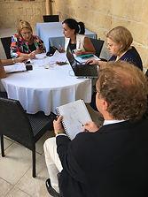 Igor Babailov - Portrait session with the Plesident of Malta
