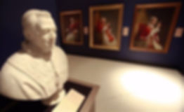 Portrait artist Igor Babailov and Renaissance Masters in the Vatican Splendors Exhibition at the Reagan Library