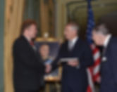 Igor Babailov Book presentation to Prince Andrew, at the unveiling of Prince Andrew Portrait