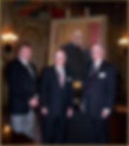 Портрет Верховного Судьи Нью-Йорка Йозефа Сулливана. Художник Игорь Бабайлов.
