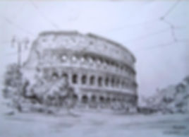 Coliseum_Drawing__Rome__2008__Wd_edited.