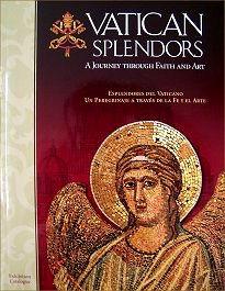 Portrait artist Igor Babailov's portrait of Pope Benedict XVI in the Vatican Splendors Catalogue