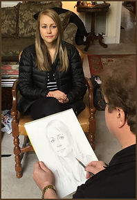 Sketching from Life, by Igor Babailov. The Essentials of Portraiture.