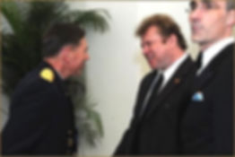 General David Petraeus and Igor Babailov.