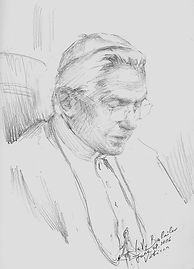 Life Sketch of Pope Benedict XVI, by Igor Babailov