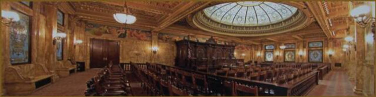 Judge Sullivan portrait unveiling, Historic Courthouse, Supreme Court of the State of New York, First Appellate Division, New York City.