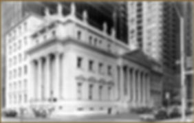 Collection:  Historic Courthouse, Supreme  Court of the State of New York, First Appellate Division, New York City. Official portrait by Igor Babailov.