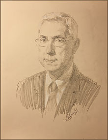 Justice George O'Toole, Boston, MA, by Igor Babailov
