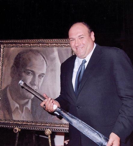 Actor James Gandolfini unveiling with portrait_edited.jpg