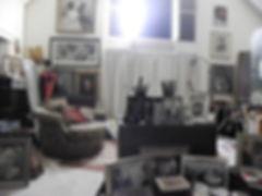 Studio at night - DSCN8247.JPG